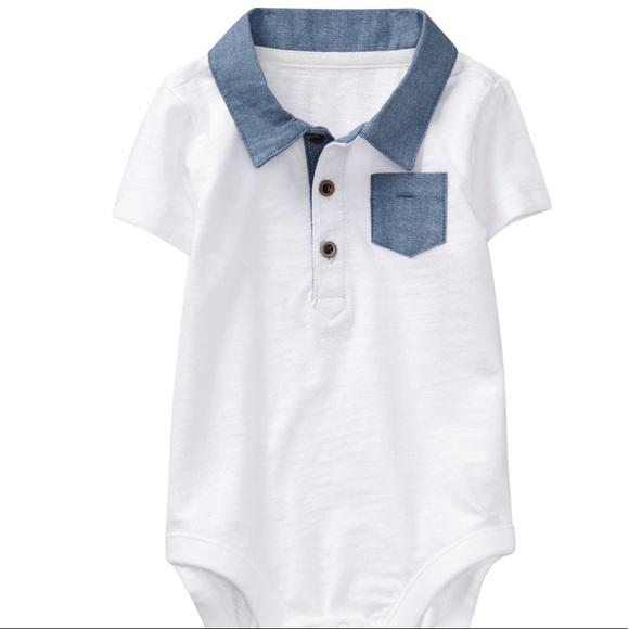 b62d8820fcb0 Baby boys 3-6 months Gymboree polo